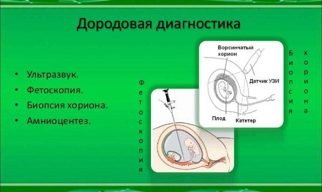 Фетоскопия: понятие о методе исследования, показания и возможные осложнения