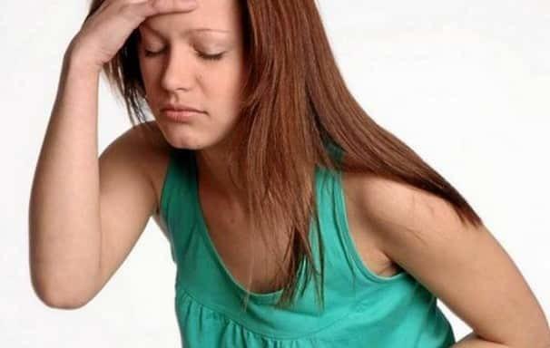 Тянет низ живота после месячных (и поясницу): причины (может ли быть беременность)