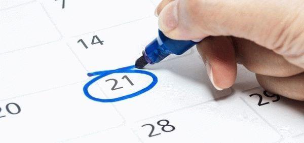 На какой день после месячных можно забеременеть: в какие дни цикла нельзя