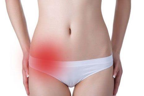 Почему при месячных болит поясница (спина): причины