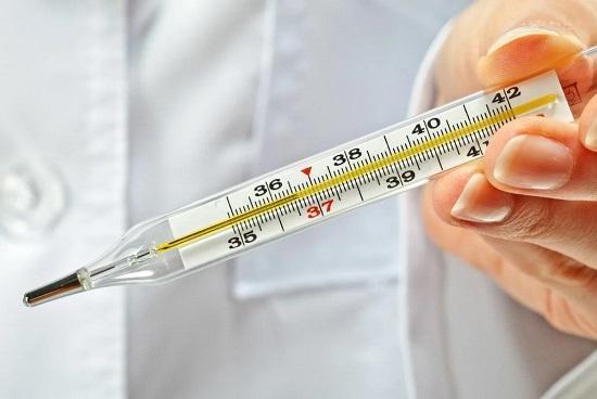 Температура при месячных (причины): может ли при месячных подниматься температура