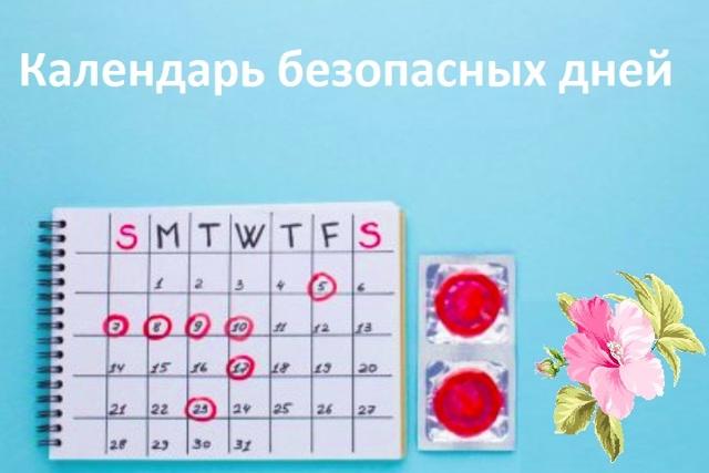 Опасные дни для беременности после месячных (рассчитать онлайн): залетные дни