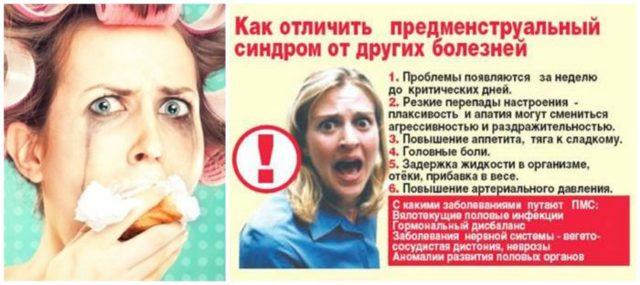 Что такое ПМС у женщин (расшифровка): фото и обозначения (это месячные или нет)