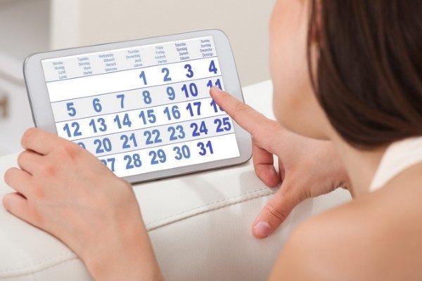 Почему месячные приходят раньше срока (на неделю раньше): причины