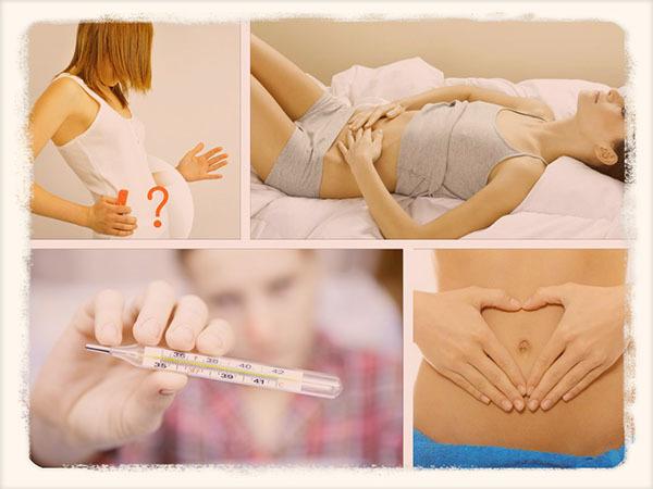 Признаки беременности на ранних сроках до задержки месячных (на первой неделе)
